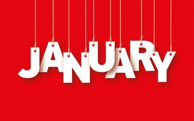 A word about January sales and all that nonsense.